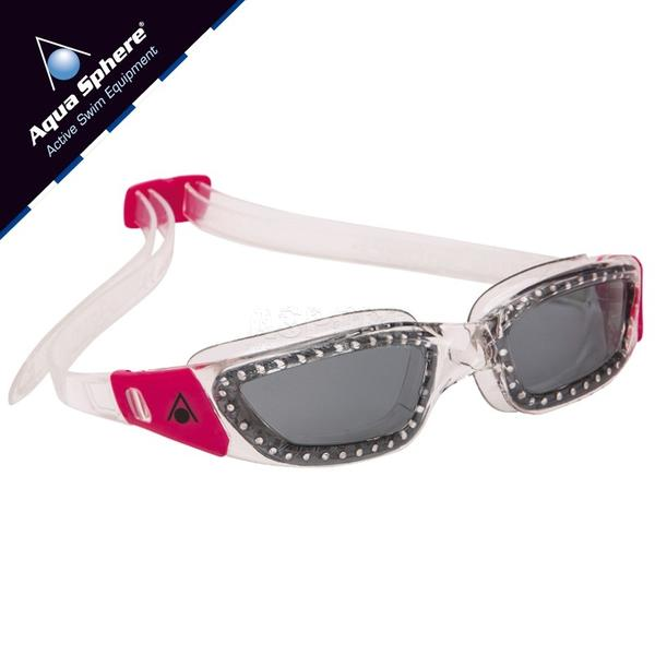 Okulary pływackie anti-fog, UV KAMELEON LADY transparentne Aqua-Sphere
